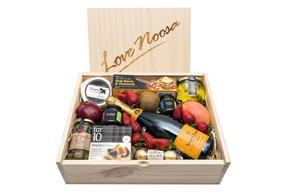 Hamper Product Photography